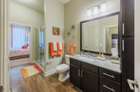 1 Bedroom Model Bathroom