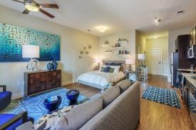 Studio Model Living Room
