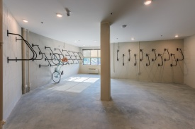 Bike Storage Room