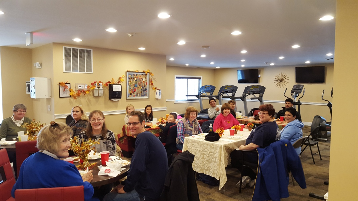 Brrrunch for Our Residents – Carol Stream,IL