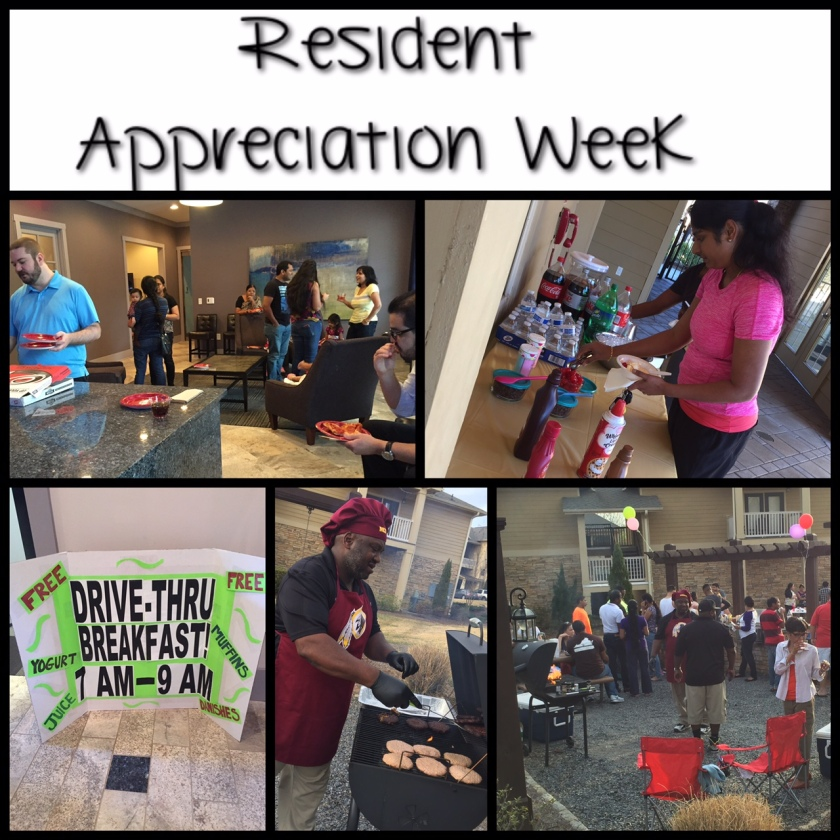 Res Appreciation Week