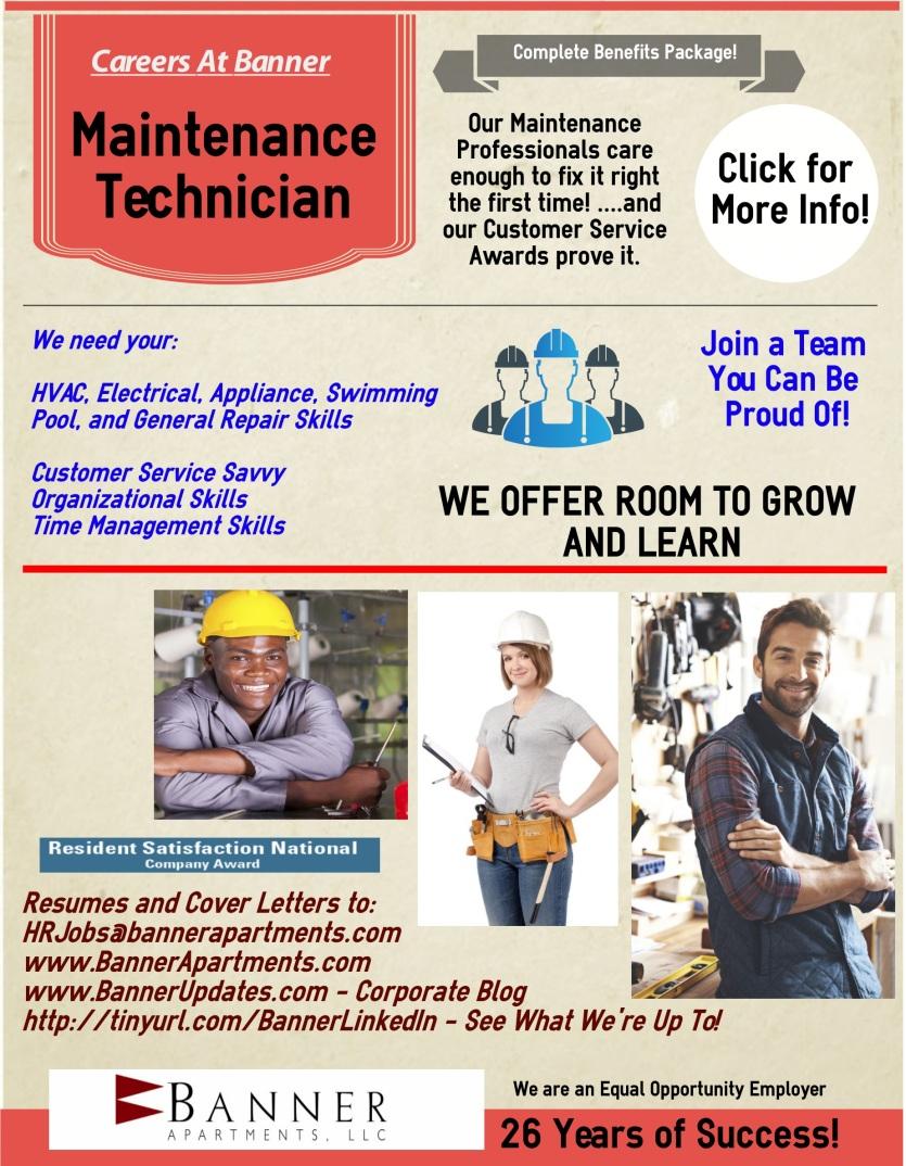 MaintenanceTechnician